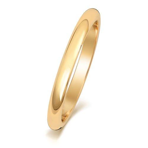 18k,14k,9k,GOLD,guld,ring,wedding band,slät guld ring