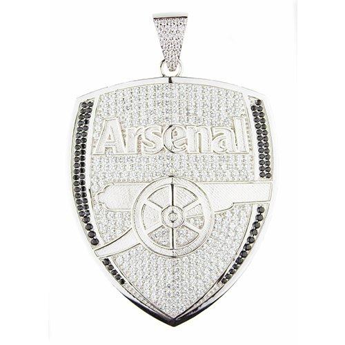 Arsenal,Pendant,silver,925,silverpendant,topjewellery