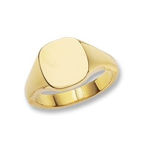 Signet ring,gold,9k,9ct,375,signet,ring,mens,mensring,ringformen,plainring,18k,750