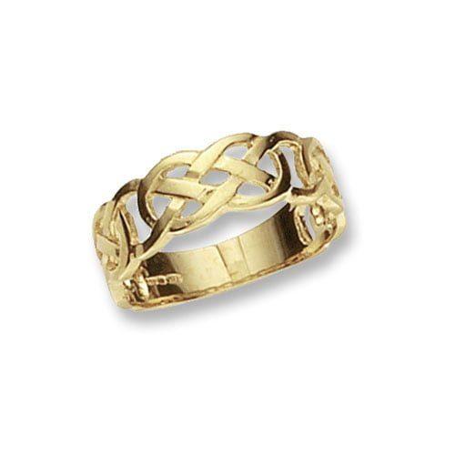 Celtic,9k,9ct,18k,18ct,750,375,gold,guld