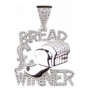 Top Jewellery Bread Winner pendant