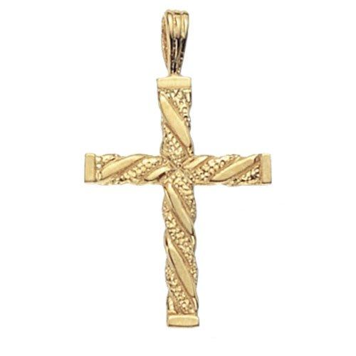 Patterned cross,18k,9k,18ct,9ct,375,750,top jewellery,goldonline
