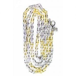 19.Silver CZ chain,925,cubiczirconia stones,zirconiastones,stones,zircoina,chian with diamond stones,chian with stones,topjewelleryuk,topjewellery,top,jewellery,uk,birmingham