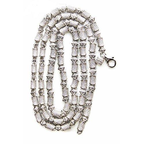 22.Silver CZ chain,925,cubiczirconia stones,zirconiastones,stones,zircoina,chian with diamond stones,chian with stones,topjewelleryuk,topjewellery,top,jewellery,uk,birmingham