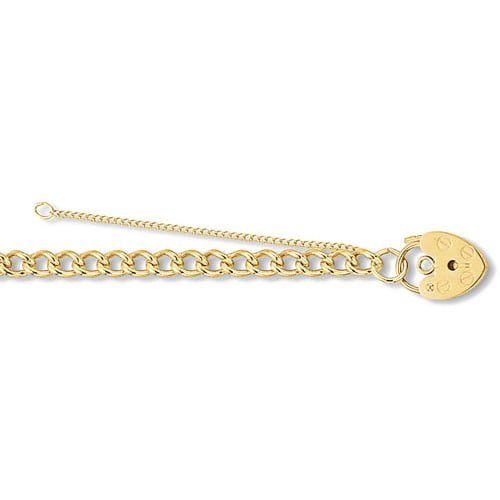 9ct Yellow Gold Safety Clasp Safety Catch