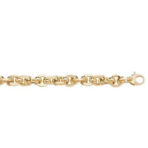 Fancy Rollerball,Rollerball wide,Rollerball, gold safety lock,lock,clasp,Gold bracelet,Pow bracelet,pow,18k,14k,9k,18ct,14ct,9ct,gold,guld,oro,topjewelleryuk,topjewellery,jewellery,bracelet,2