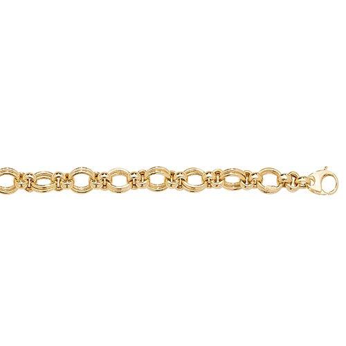 Fancy,T-bar lock,Gold Bracelet,Fatimas hand bracelet,gold fatimas hand,9k,14k,18k,9ct,18ct,14ct,gold,cz,cubiczircoina,zirconiastones,fatima,hand,topjewelleryuk,topjewellery,top,jewellery.2