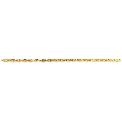 Gold bracelet,Pow bracelet,pow,18k,14k,9k,18ct,14ct,9ct,gold,guld,oro,topjewelleryuk,topjewellery,jewellery,bracelet,