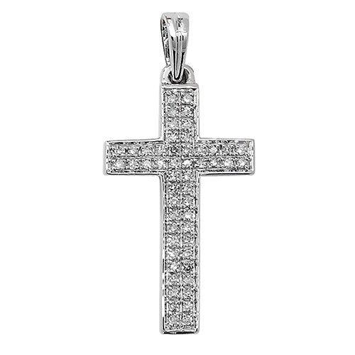 Large white gold 18ct Diamond Cross,Diamond Cross,Cross,Gold,Diamond,18ct,9ct,14ct,topjewellery,topjewelleryuk,birmingham