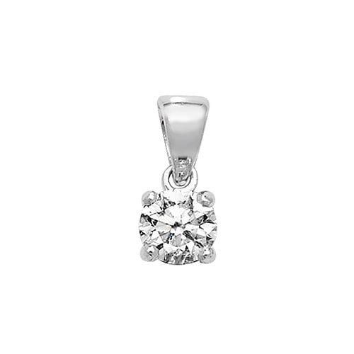 White diamond pendant 4 claw,White Diamond Pendant,9ct,14ct,375,750,585,Bezel set pendant,topjewelleryuk,birmingham