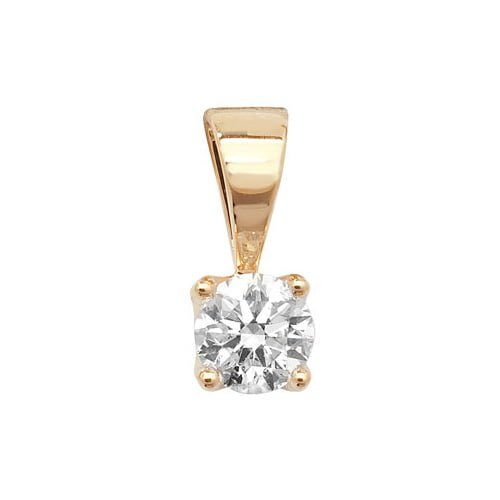 Yellow diamond pendant 4 claw,Diamond Pendant,9ct,14ct,375,750,585,Bezel set pendant,topjewelleryuk,birmingham