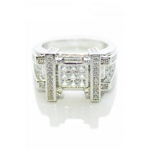 Hunte Sterling silver signet ring,pinky ring,silver ring,signet ring,poinky ring,925,ring,top jewellery,topjewelleryuk,birmingham,uk