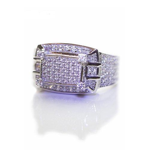 Lantern Sterling silver signet ring,pinky ring,silver ring,signet ring,poinky ring,925,ring