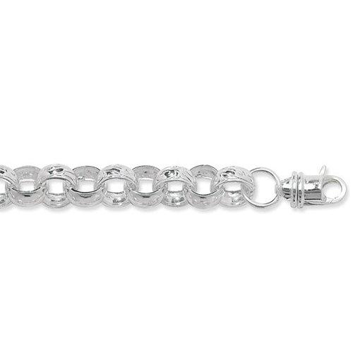 Blecher Necklece,Belcher Chain 15 mm Silver ,925,9ct,18ct,14ct,topjewellery,top,jewellery,topjewelleryukBirmingham,Jewellery Quarter