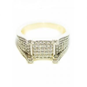 Helsing Diamond ring,signet diamond ring,diamon mens ring,mens ring,gold,9ct,9k,18k,18ct,375,750,gents diamond ring