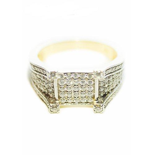 Helsing Diamond ring,signet diamond ring,diamon mens ring,mens ring,gold,9ct,9k,18k,18ct,375,750,gents diamond ring
