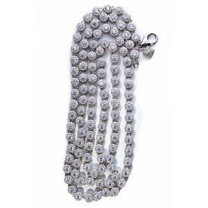 Mular Double Sided Black N White 925 Silver,Topjewellery.Topjewelleryuk,Birmingham,Jake Chain