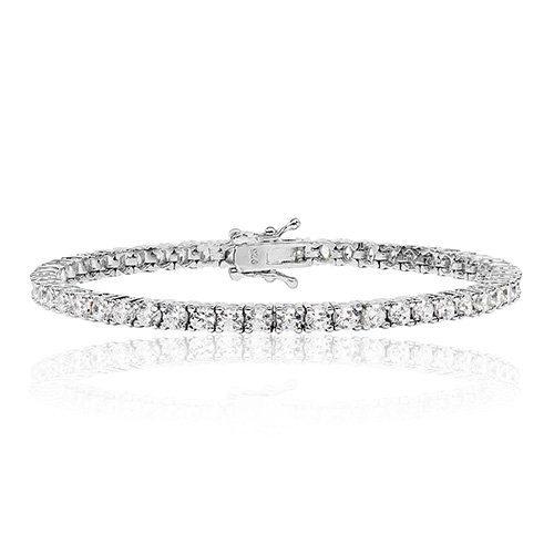 Silver tennis Bracelet Large,925,9ct,18ct,14ct,topjewellery,top,jewellery,topjewelleryukBirmingham,Jewellery Quarter