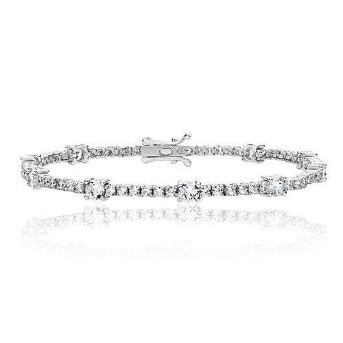 Silver tennis Bracelet ouaoua,925,9ct,18ct,14ct,topjewellery,top,jewellery,topjewelleryukBirmingham,Jewellery Quarter