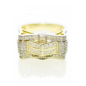 Steffa Diamond ring,signet diamond ring,diamon mens ring,mens ring,gold,9ct,9k,18k,18ct,375,750,gents diamond ring.2