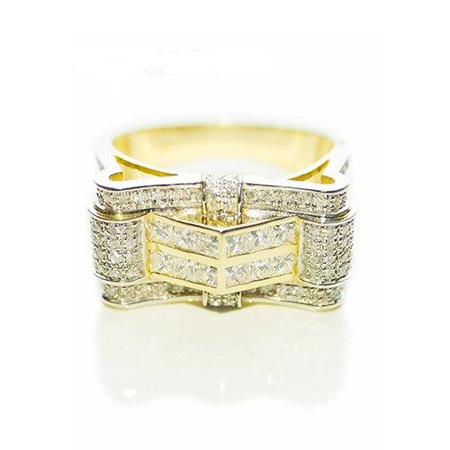 Steffa Diamond ring,signet diamond ring,diamon mens ring,mens ring,gold,9ct,9k,18k,18ct,375,750,gents diamond ring.2