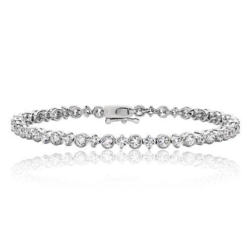 fancy bezel set Silver tennis Bracelet,925,9ct,18ct,14ct,topjewellery,top,jewellery,topjewelleryukBirmingham,Jewellery Quarter