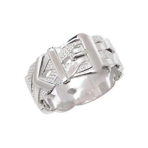 Buckle Sterling silver Signet ring 925,Signet ring, Top Jewellery UK,Birmingham,Topjewelleryuk,10mm