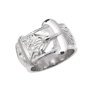 Buckle Sterling silver Signet ring 925,Signet ring, Top Jewellery UK,Birmingham,Topjewelleryuk,17mm