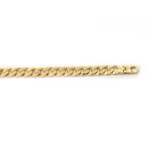 Yellow Gold Curb Bracelet Chain Necklece,Yellow Gold Belcher Bracelet 12 mm ,9ct,18ct,14ct,topjewellery,top,jewellery,topjewelleryukBirmingham,Jewellery Quarter.1