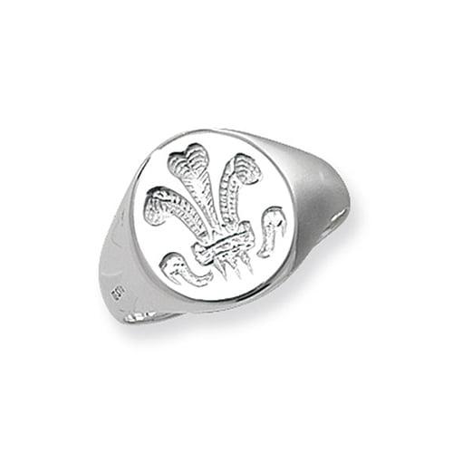 Celtic Feather Sterling silver Signet ring 925,Signet ring, Top Jewellery UK,Birmingham,Topjewelleryuk