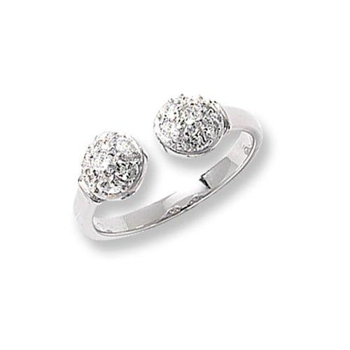 Fancy Ladies Round Cz Patterned Sterling silver Signet ring 925,Signet ring, Top Jewellery UK,Birmingham,Topjewelleryuk