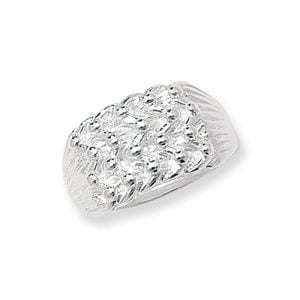 Keepers Sterling silver Signet ring 925,Signet ring, Top Jewellery UK,Birmingham,Topjewelleryuk,10mm