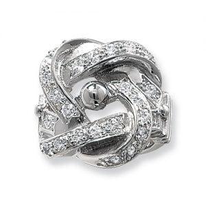 Mens Knot Sterling silver Signet ring 925,Signet ring, Top Jewellery UK,Birmingham,Topjewelleryuk,24 mm