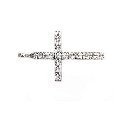 CZ-Cross-diamond-earrings-14ct-white-goldangel-white-gold-58514ktopjewelleryuk.1