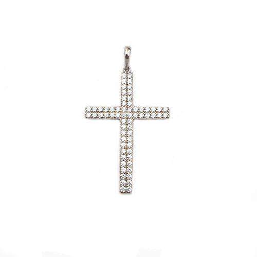 CZ-Cross-diamond-earrings-14ct-white-goldangel-white-gold-58514ktopjewelleryuk.2