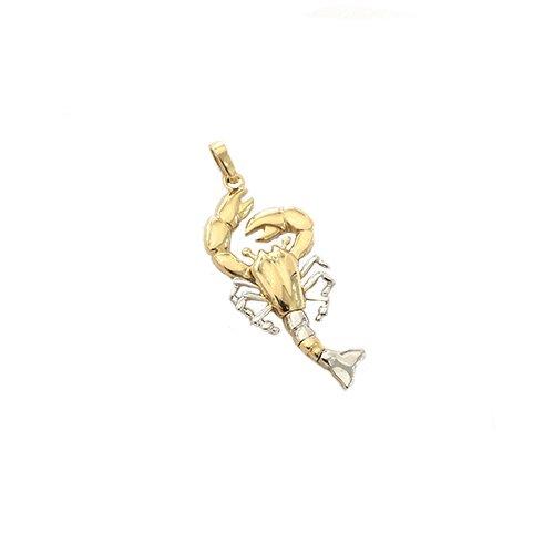 Yellow-Gold-Scorpion-Pendant-14k-9ct18ct14cttopjewellerytopjewellerytopjewelleryukBirminghamJewellery-Quarter.2